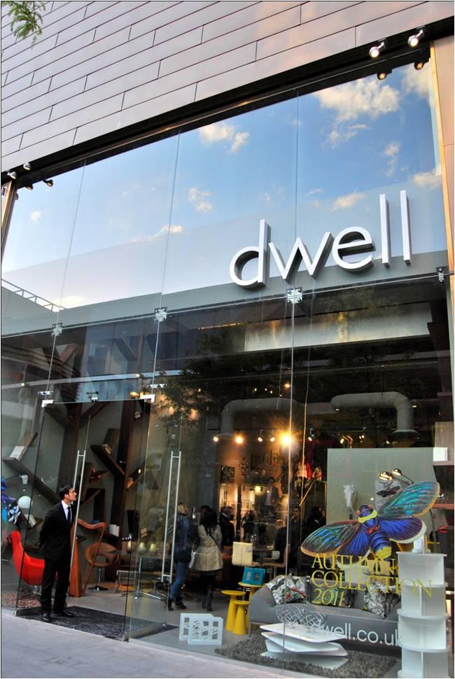 dwell u2019s westfield store launch